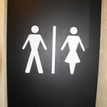 pictogramme toilettes