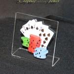 trophée 105x110 poker