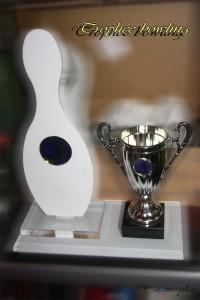 trophée bowling