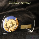 trophée bowling OVO