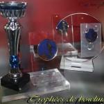 trophées de bowling