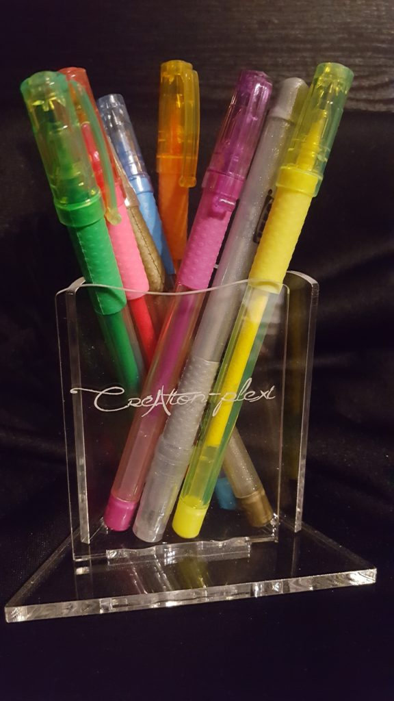 boite à crayons personnalisée