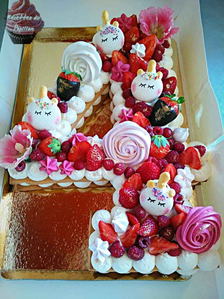 number cake 4