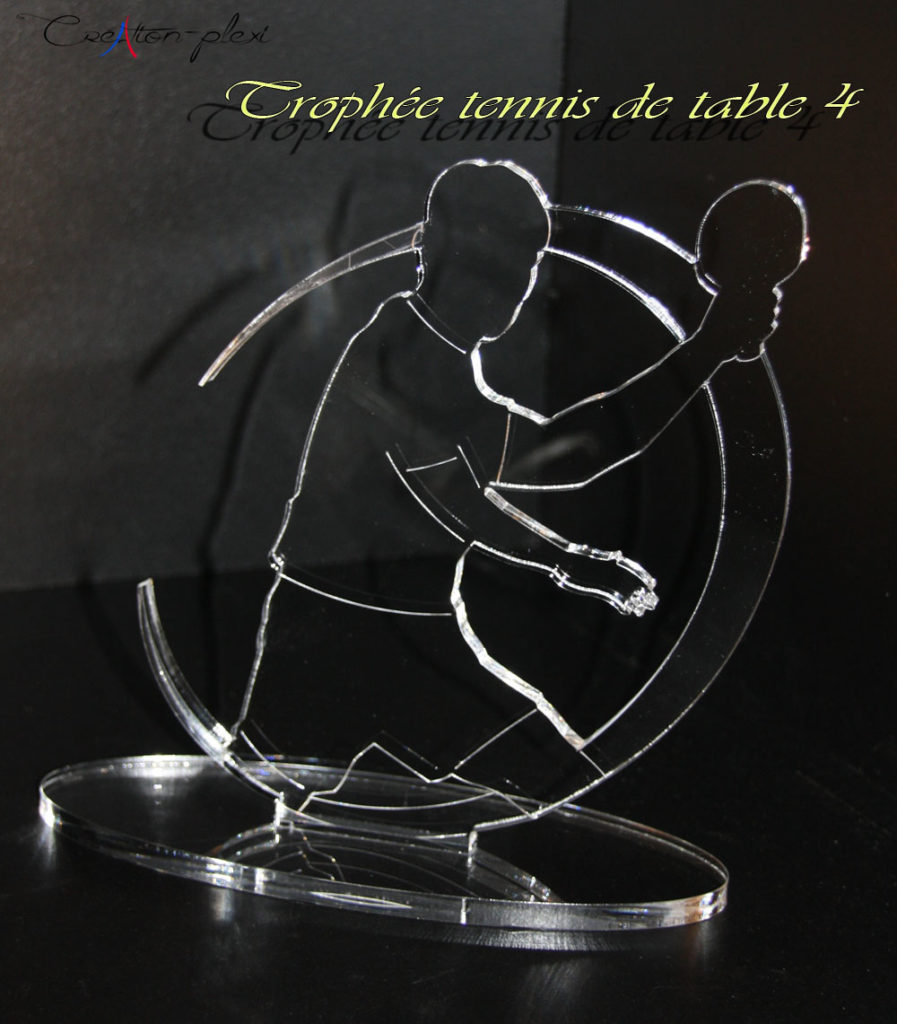 Grand trophée tennis de table 4