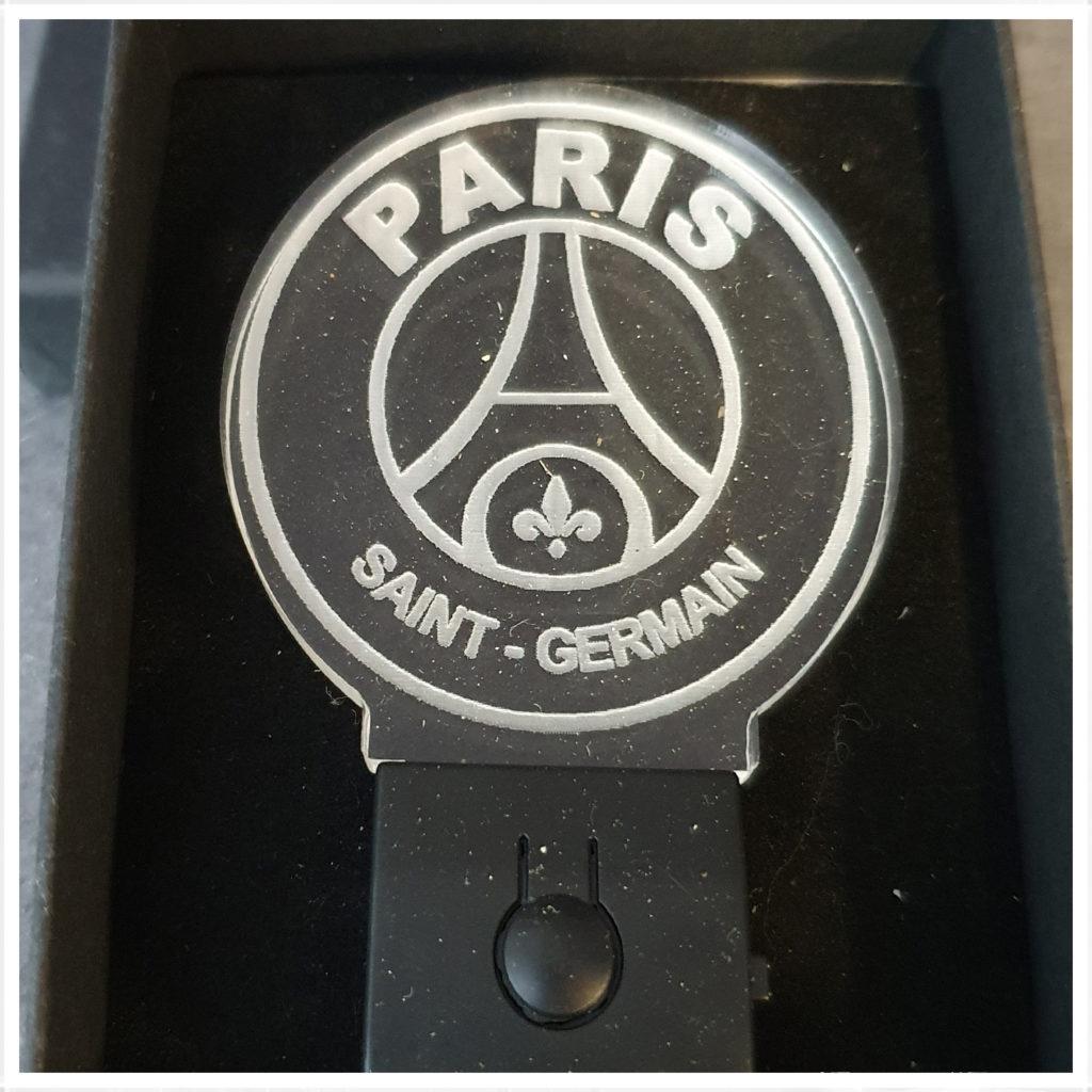 porte-clés led paris SG