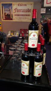 pyramide bouteilles de vin
