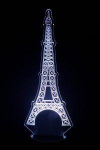 Veilleuse à LED tour Eiffel