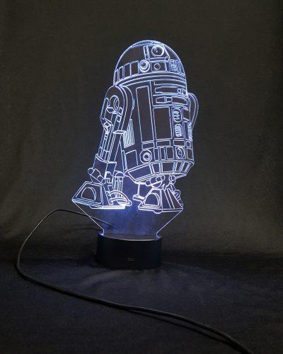Veilleuse lampe led D2R2