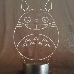 lampe 3D Totoro