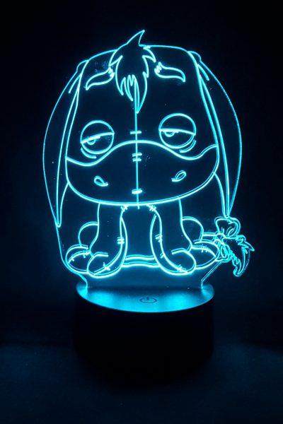 lampe déco Bourriquet