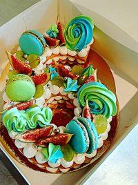 number cake 0 recettes du papillon