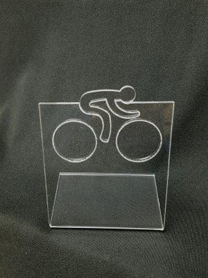 trophée plié cyclisme