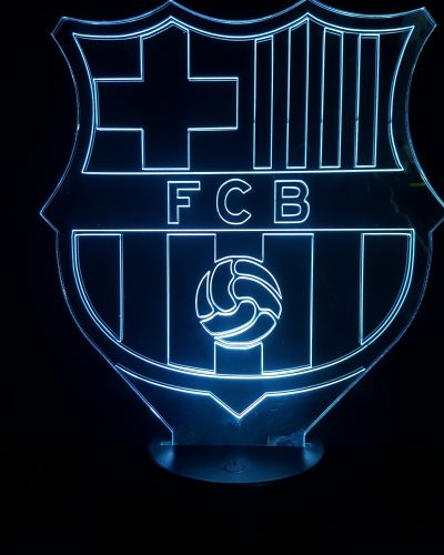 veilleuse Barça
