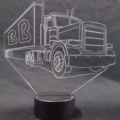 veilleuse LED camion