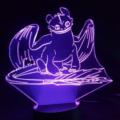 veilleuse dragon