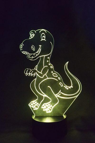 veilleuse enfant dinosaure led